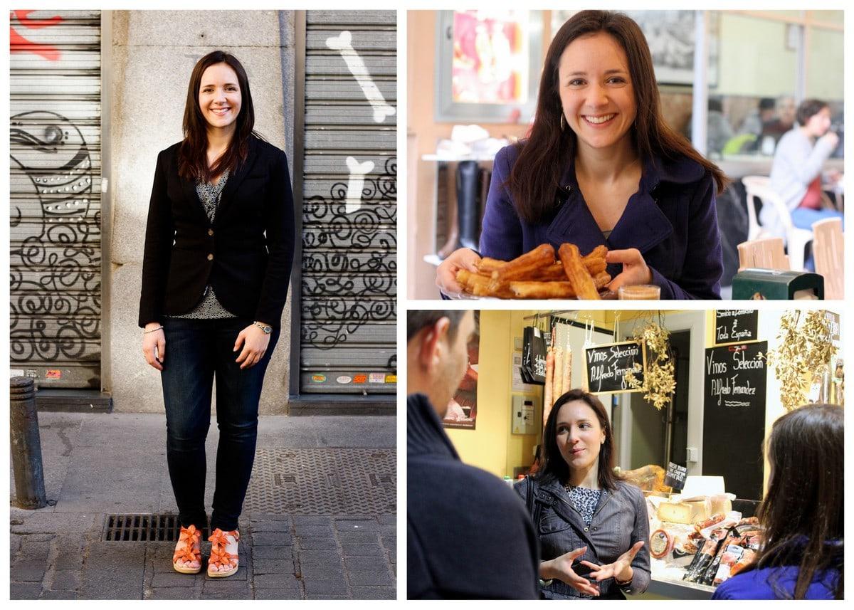 Lauren Aloise Spanish Sabores food tours in Spain