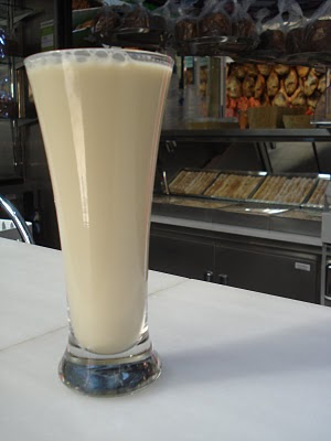 Creamy Horchata, A Weekend in Valencia