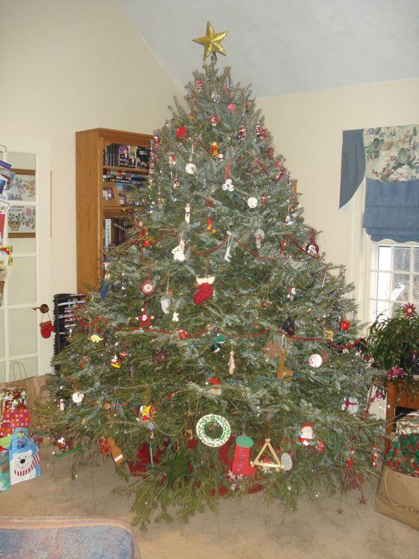 Arbol de Navidad Americano