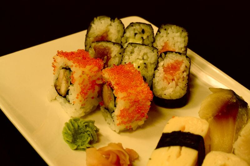 A Quest for Good Sushi in Madrid: Nihon Ryoori