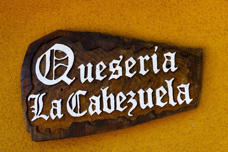 A Man and His Cheese: An Afternoon at La Cabezuela