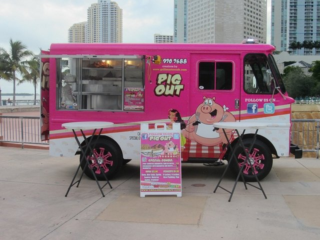 Pig Out Food Truck Miami An Insiders Spain Travel Blog Spain