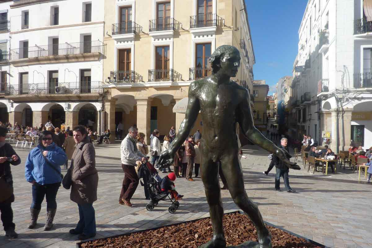 Guest Post- Cáceres: An Odd but Marvellous Choice for Any First Time Guiri