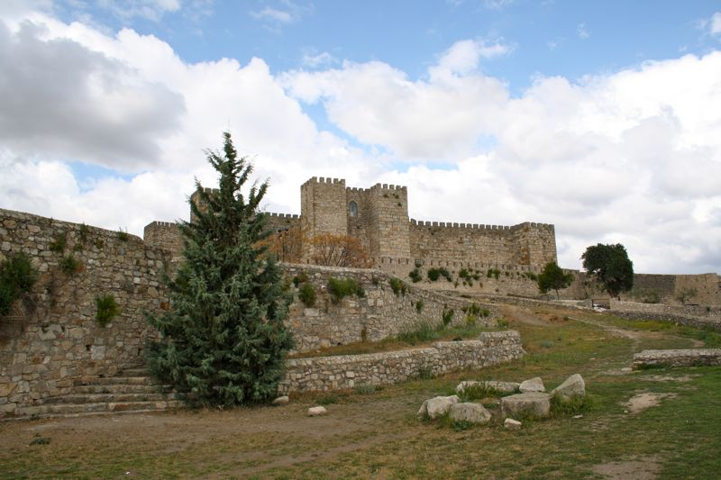Castle of Trujillo
