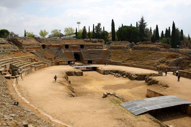 Merida Roman Amphitheatre