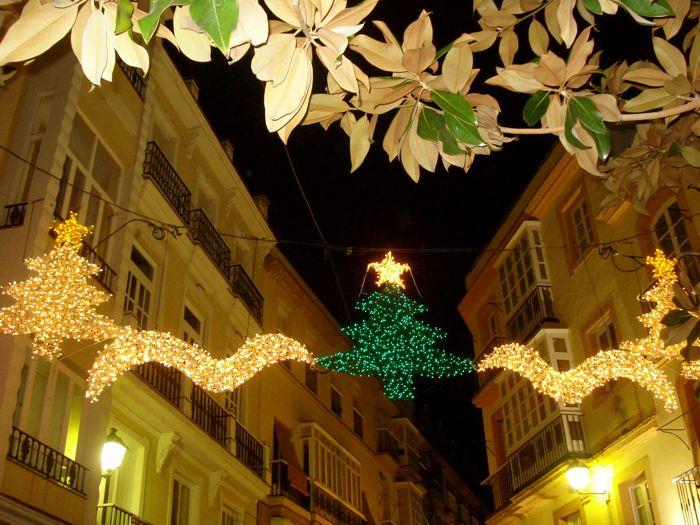 Cadiz Christmas Lights