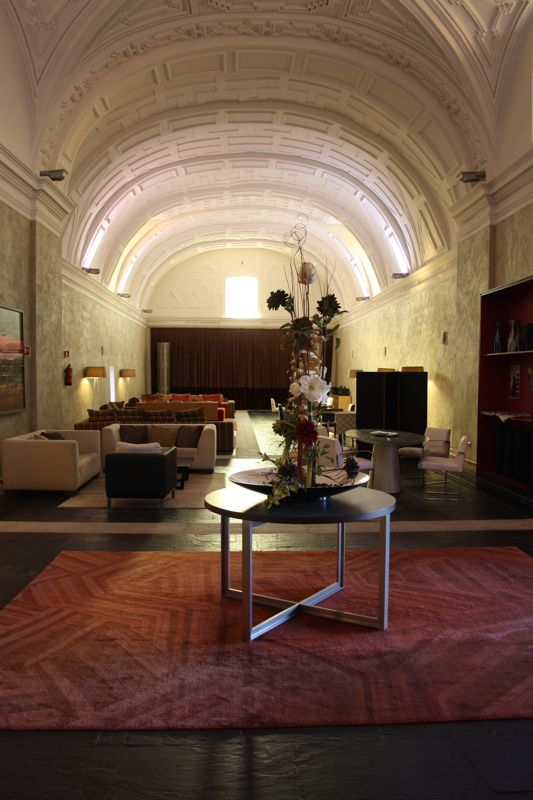 Villa Olmedo Lobby