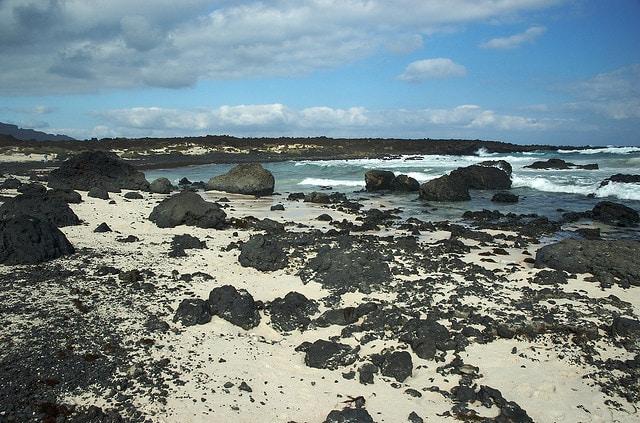 Playa de Lava Lanzarote