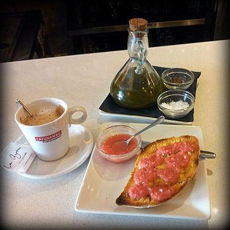 Spanish café con leche recipe to make at home