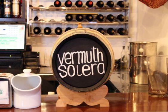 Spanish Vermouth Burgos