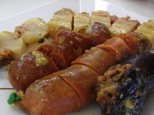 Puchero meats