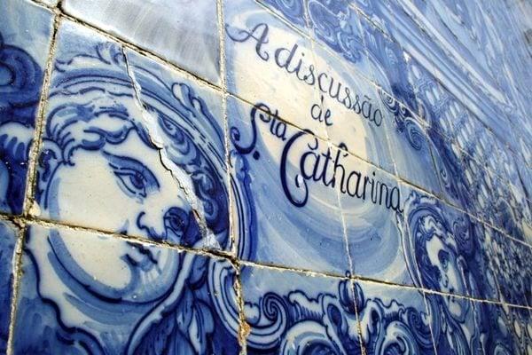 Azulejo Tile