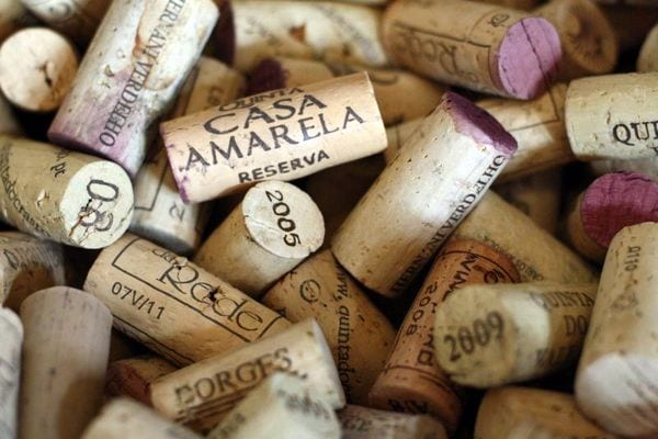 Port wine corks