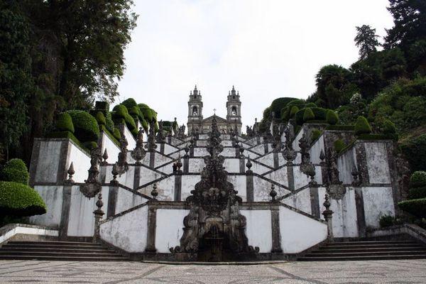 Braga Sanctuary of Bom Jesus