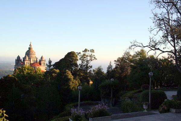 View in Viana Portugal