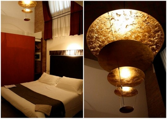 bedroom at Il Convento dei Fiori di Seta