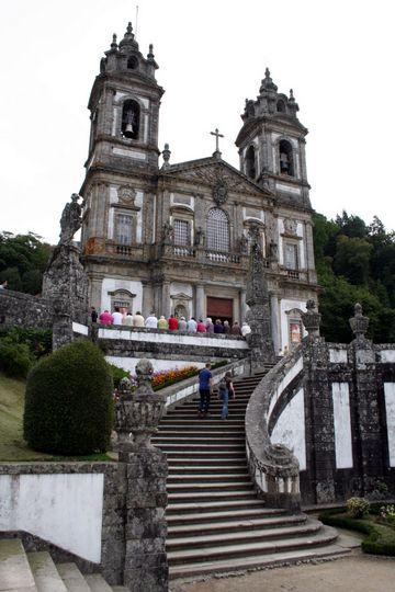 Bom Jesus do Monte Church