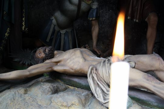 Christ at Bom Jesus do Monte