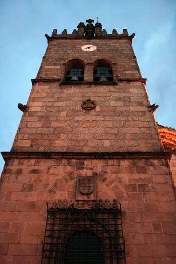 Guimaraes clock tower