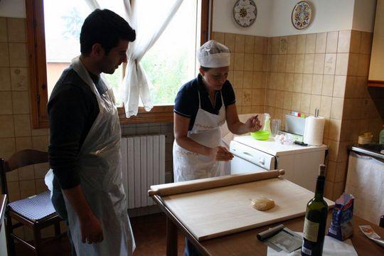 Maribel rolls dough