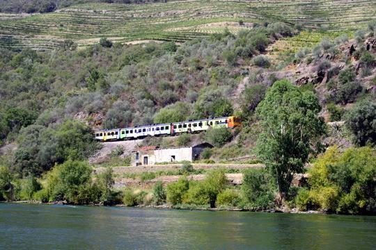 Pinhão Train