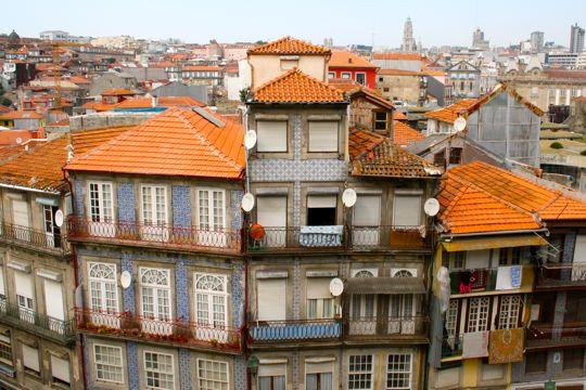Porto houses