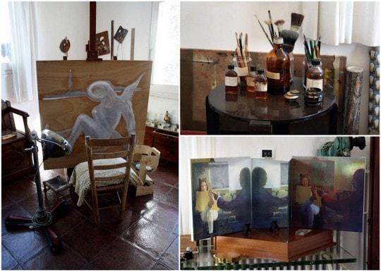 Dali's Studio