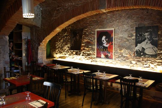 Where to eat in girona la vedette an insider 39 s spain for Food bar 1480