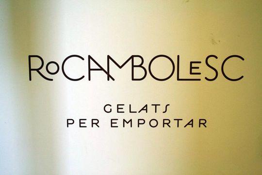 Rocambolesc Girona Sign
