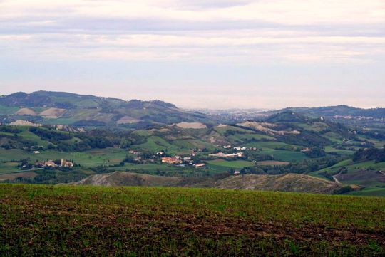 Bologna countryside