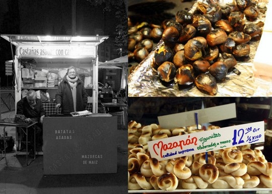 chestnut stand madrid