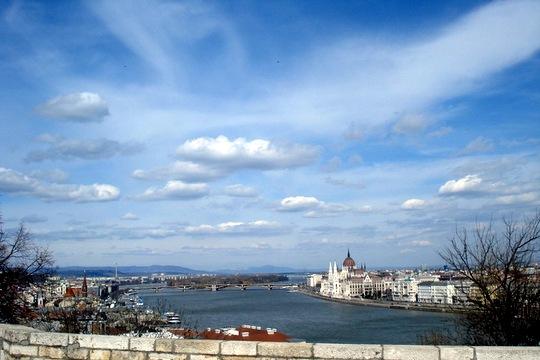 Budapest beautiful view