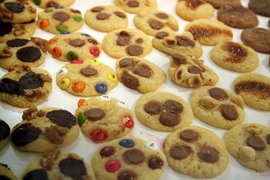 Lise & Leti Homemade Cookies mini cookies