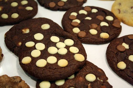 Lise & Leti Homemade Cookies chocolate white chip