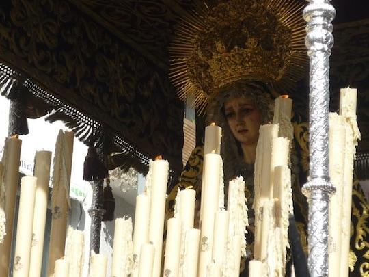 Virgin Semana Santa