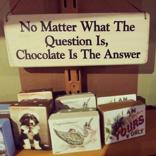 Beacon hill chocolates boxes