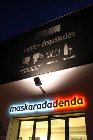 Maskarada Navarra Shop