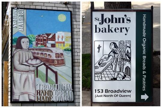 St. John's Bakery Toronto on Toronto Food Tour