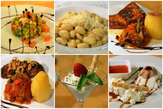 Hotel Elba Food