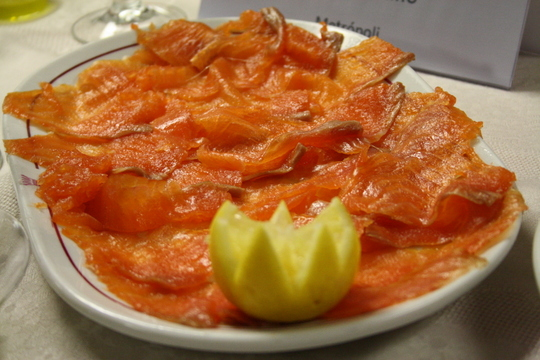salmon at mercamadrid