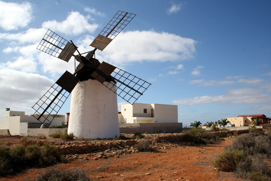 Fuerteventura Windmills