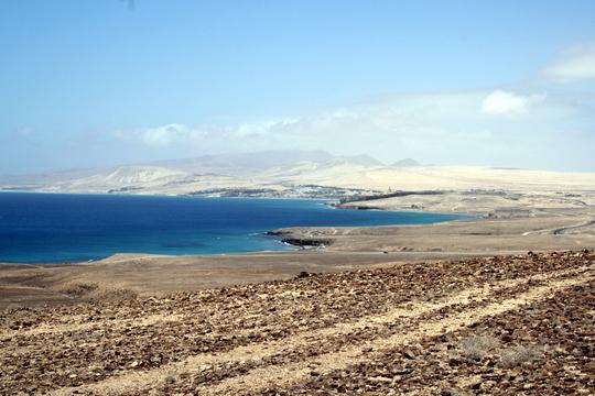 Fuerteventura Matas Blancas beach