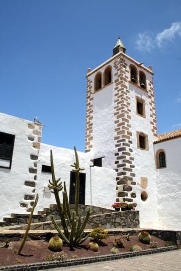 Betancuria Fuerteventura City