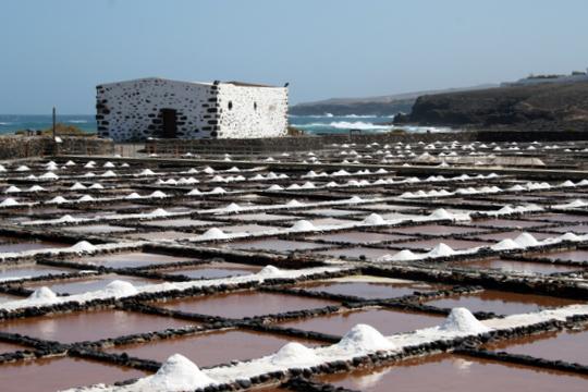 Salt mines Fuerteventura