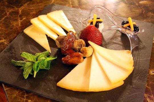 Canary Island cheeses are delicious!