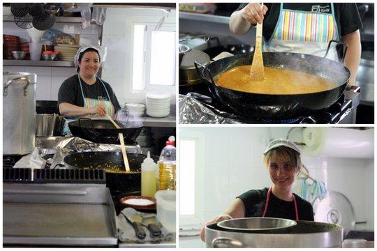 Restaurante Katy kitchen