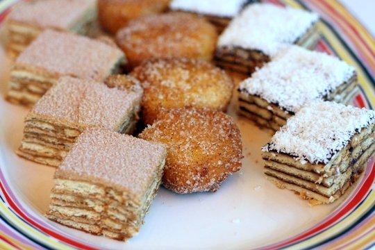 Dessert in Casa Herminio
