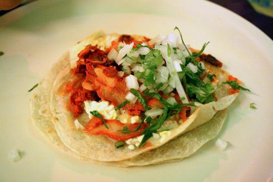 Best Tacos Playa del Carmen