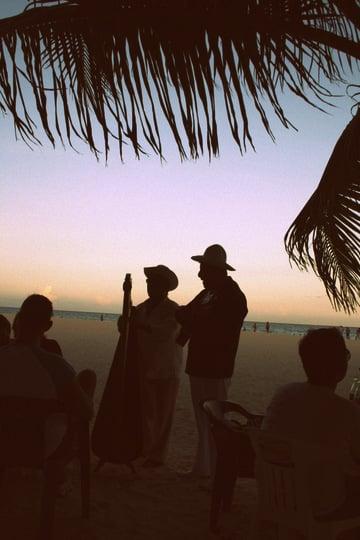 Music on Playa del Carmen