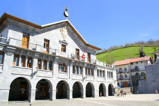 Leitza Ayuntamiento